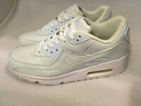 Nike Air Max 90 Leather White Men's Running Shoes - SEE DETAILS