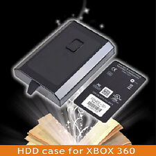 Hard Disk Drive HDD Internal Case Shell for XBOX 360 Slim 250 YT