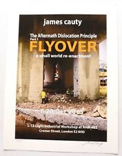 James Cauty - Flyover   2013 SIGNED NUMBERED LIMITED EDITION ART PRINT