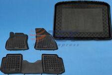 FIAT 500L TREKKING ab 12 mittel Ladeboden Kofferraumwanne & Gummi-Fußmatten