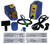 Hakko FX951-66 Digital Soldering Station + Tips T15-D12 T15-DL32 T15-C1 T15-BLL