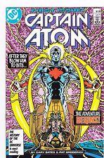 CAPTAIN ATOM #1-29 52 57 ANNUAL 1 & 2 / 1987 / CARY BATES / PAT BRODERICK / DC
