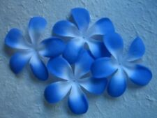 Blue Handmade Fabric Scrapbooking Embellishments