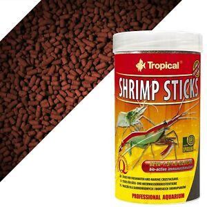 tropical shrimp sticks 100ml /55g tin