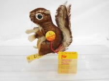 MES-52367Älteres Steiff Eichhörnchen Perri H:ca.9,5cm weichgestopft