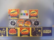 2 CD & DVD + Bonus DVD Sammlung - LED ZEPPELIN - CELEBRATION DAY Sonderedition