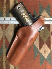 FITS: Colt Govt 45 Model 1911 Leather Thumb Break Holster