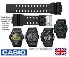 Genuine CASIO Watch Strap Band GA-100 GA100 GD-100 GD 100 GA-300 GA 300 G-8900