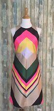 NWT J.CREW Pop-stripe dress Size 2