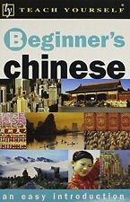 NEW Chinese (Teach Yourself) by Elizabeth Scurfield