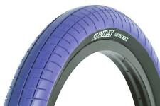 Sunday BMX Jake Seeley Street Sweeper Tyre Blue 2.4 Inch