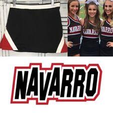 """Cheerleading Uniform Skirt  Navarro 28""""waist"""