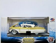 1957 Mercury Turnpike Cruiser  weiss/gelb  / M2 Machines 1:64