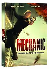 NEW DVD - THE MECHANIC - Jason Statham, Ben Foster, Donald Sutherland