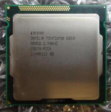 Intel SR05Q G850 Pentium 2.90GHz 3M Socket 1155 Dual Core CPU Processor