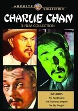 Charile Chan 3-film Collection - DVD Region 1