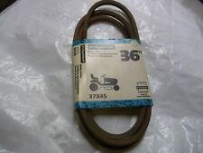 """New Murray  Belt 1/2"""" X 62"""" Part # 37X45  For Lawn & Garden Equipment"""