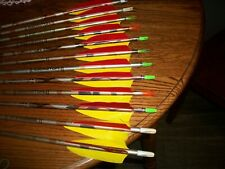 One Dozen Vintage 2315 Aluminum Arrows
