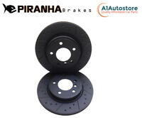 Mini [R50/R53] 1.4 1.6 01-06 Rear Piranha Brake Discs