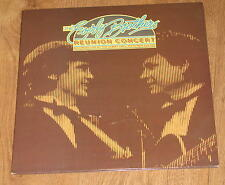 The Everly Brothers-Reunion Concert double vinyl LP PREMIER PRESSAGE en G/PLI