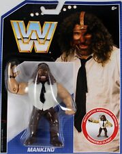 WWE RETRO MANKIND FIGURE SERIES 2 WWF WALMART EXCLUSIVE
