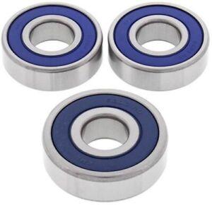 All Balls Motorcycle Rear Wheel Bearing Kit 25-1242 Wheel Bearing/Seal Kit