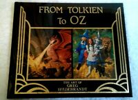 From Tolkien to Oz by McGuire, FINE 1st edition illus. by Greg Hildebrandt, MINT