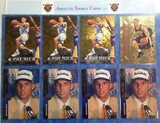 1994 JASON KIDD Rookie Lot x 18 RC | SP #2 | Upper Deck #160 | Fleer | HOF Mavs