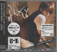PIXY - You Are Not Alone - CD - J-Pop - TKCA-73568 - Japan Edition