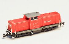 88691 Marklin Z General-Purpose Diesel Hydraulic Locomotive. DB class 212 v100