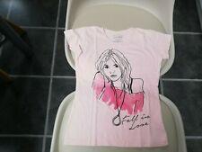 vêtement habit fille t-shirt taille 146 152 cm