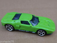 Matchbox 05 FORD GT from 5 Pack LOOSE Green