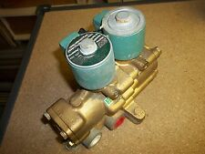 Asco # 834662   3/8 3/8 Air Water Hyd Oil New old stock