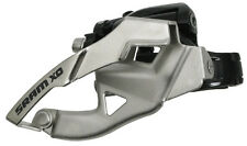 SRAM X0 2x10 Speed 31.8/34.9mm MTB AM 38T Front Derailleur Low Clamp Top Pull