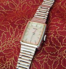 Ladies Seiko Watch - Vintage Silver