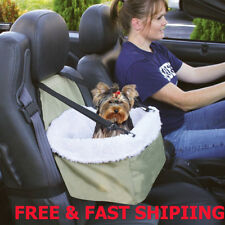 Pet Booster Seat For Car Small Dog Pets Up To 20lbs Travel Transport Chair NEW