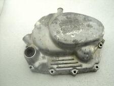 Honda XL125 XL 125 #5262 Engine Side Cover / Clutch Cover (C)
