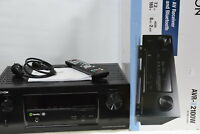 Denon AVR-X2100W 7.2 Channel AV Network Receiver Amplifier with AirPlay & 4K