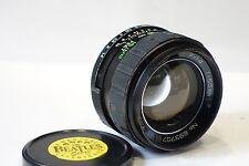 Pentax M42 adatta auto Revuenon 55mm 1:1 .4 Lens, lente della fotocamera fatta da Tomioka