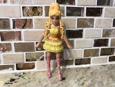Winx Club Jakks Harmonix Stella Mini Doll