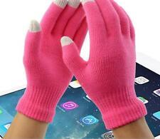 冬季毛線抓絨保暖手套