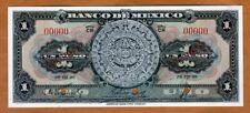 SPECIMEN, Mexico, 1 Peso, 26-7-1950, P-46bs, UNC