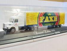 Herpa PC-Modell Scania Hauber facelift Jumbokoffer-Sattelzug FAXE 96 OVP (U9236)