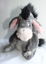 "Disney Winnie the Pooh 7"" Eeyore Gray Plush Disneyland Parks World Resort"