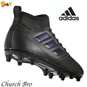 New adidas Ace 17.3 FG Junior Football Boots Black UK3