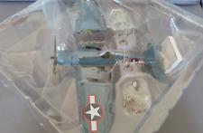 Hobby Master HA8211 1:48 Vought F4U Corsair USMC Spirit of 76 NEW BUT TINY FAULT