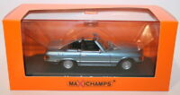 Maxichamps 1/43 Scale Diecast 940033430 - Mercedes Benz 350 SL 1974 Blue