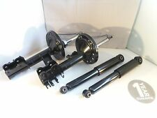 Fiat 500 Front + Rear Shock Absorbers Dampers *BRAND NEW* 2007-Onwards