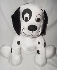 Disney 101 Dalmatian Patch Puppy Dog Microbead Plush Stuffed Animal Nylon