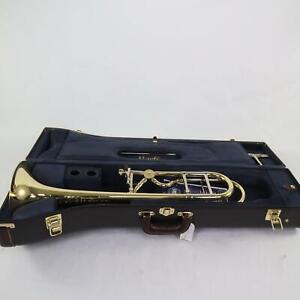 Bach Model A47BO Stradivarius Artisan Tenor Trombone SN 207029 OPEN BOX